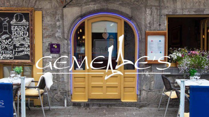 Gemelles restaurant Latin Quarter Galway